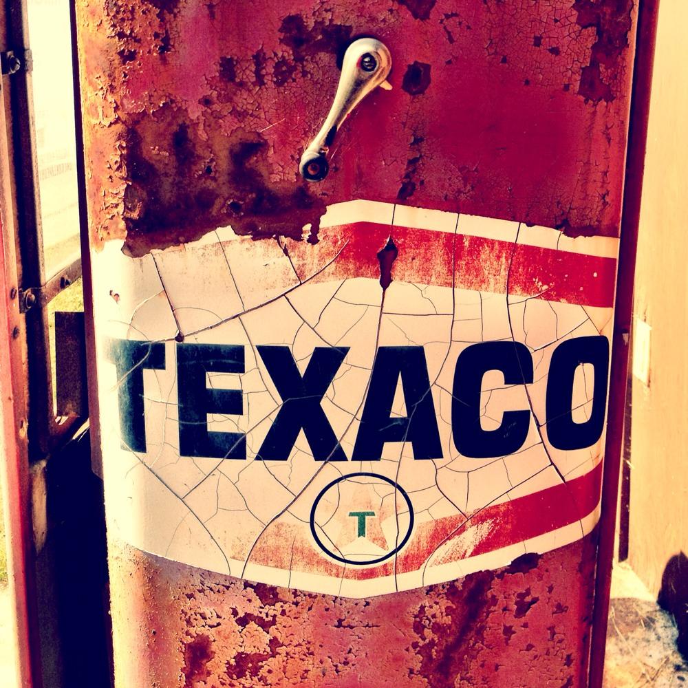 Texaco.
