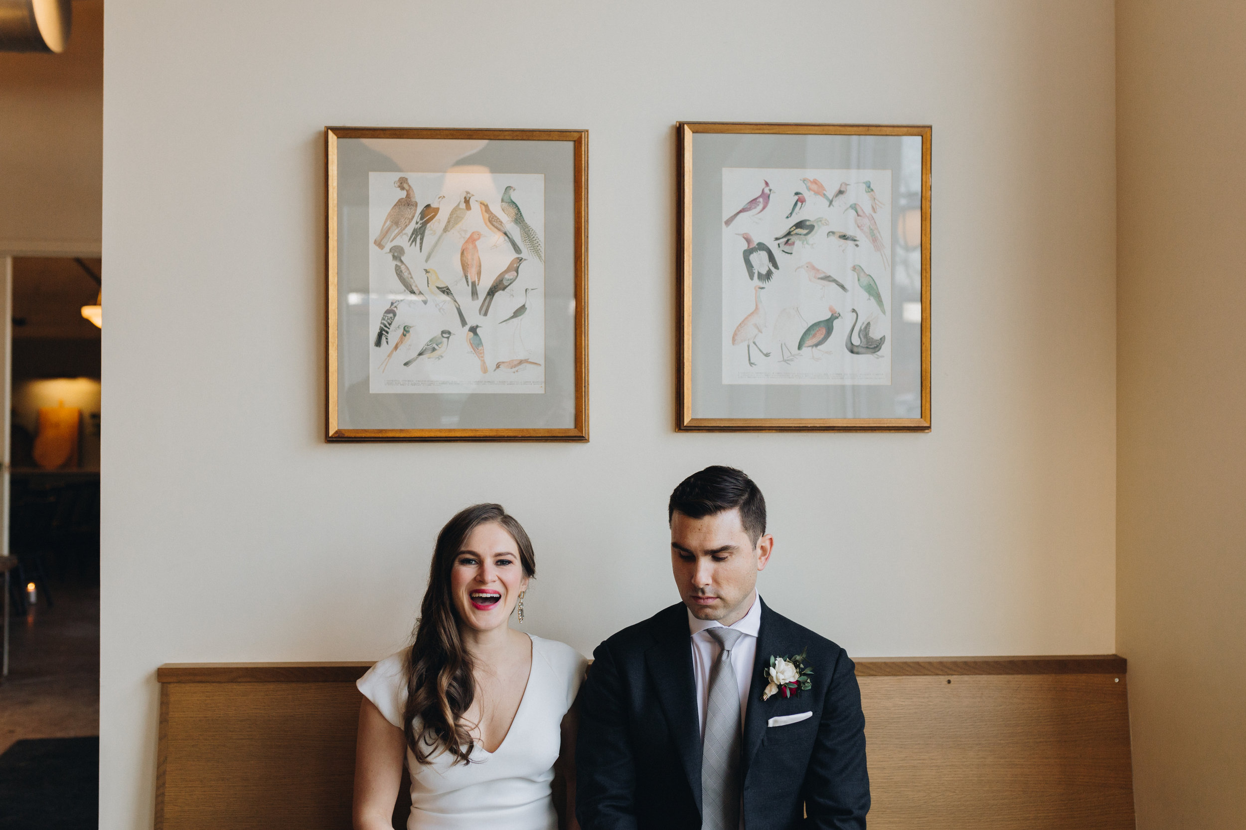 emily + paul - lynhall wedding