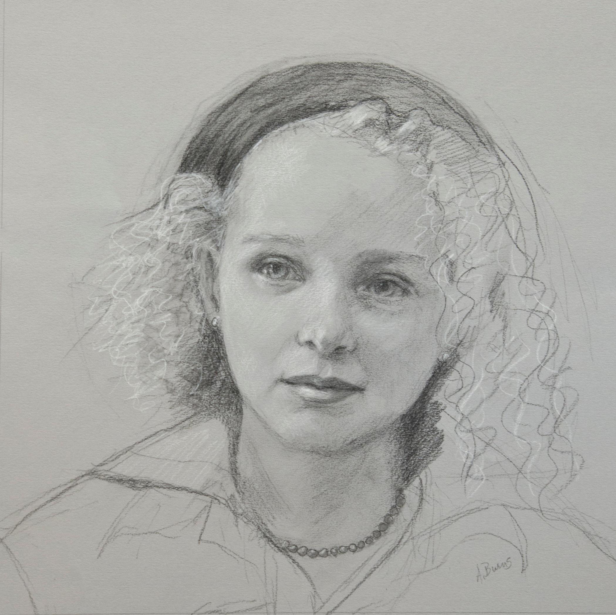 Study for portrait