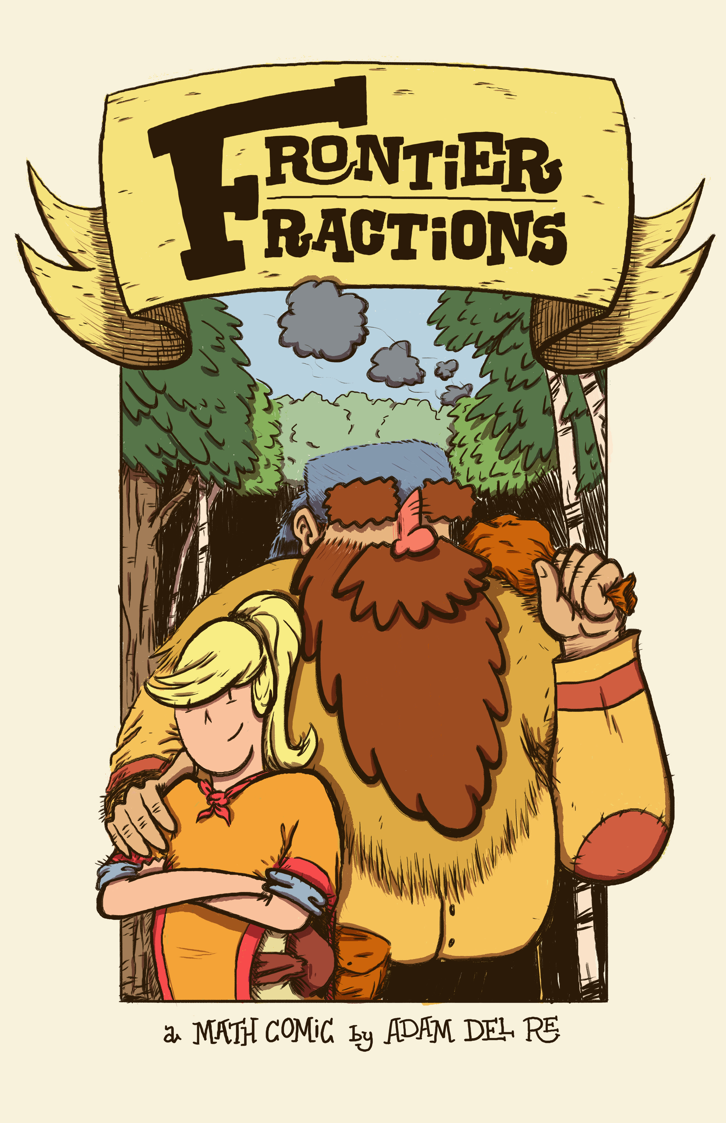 Frontier Fractions: A Math Comic (2013)