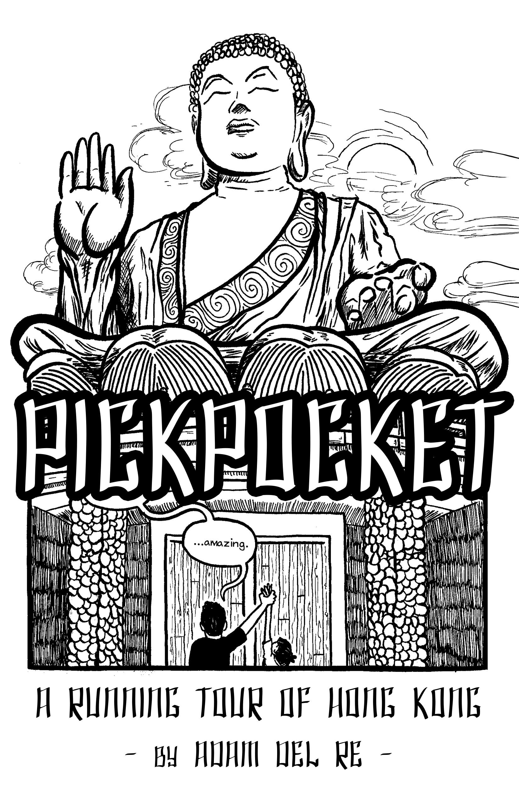 Pickpocket: A Running Tour of Hong Kong (2013)