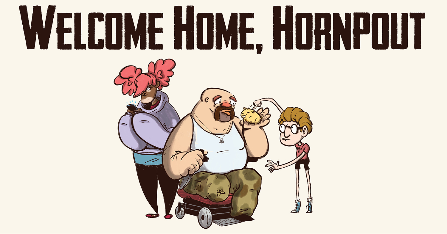Welcome Home, Hornpout (2015)