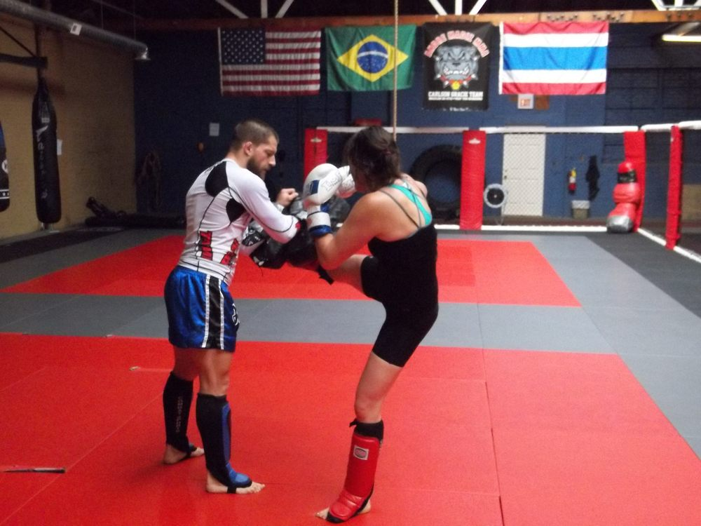 One-on-One Muay Thai