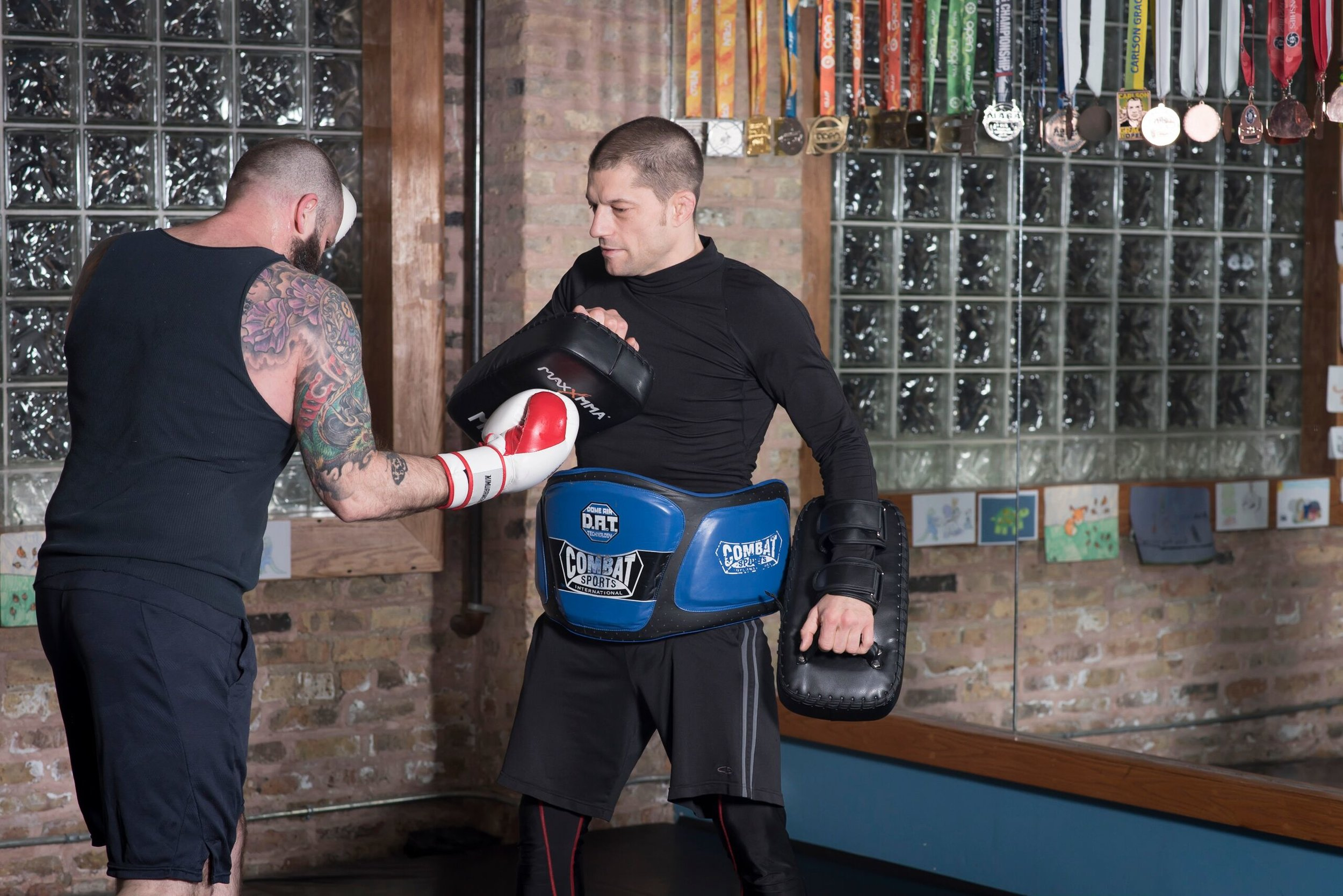 Experience - Extensive training and certifications to help you reach your Martial Arts and fitness goals.
