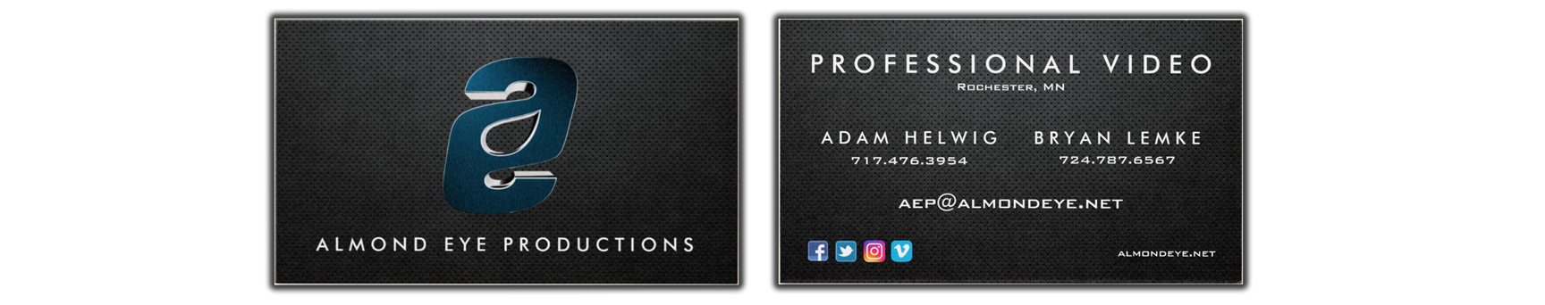 CLICK THE BUSINESS CARD TO SEND US AN EMAIL