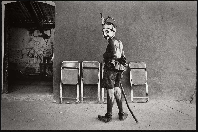 19_Boy dressed as demon, San Martin Tilcajete_2015.jpg