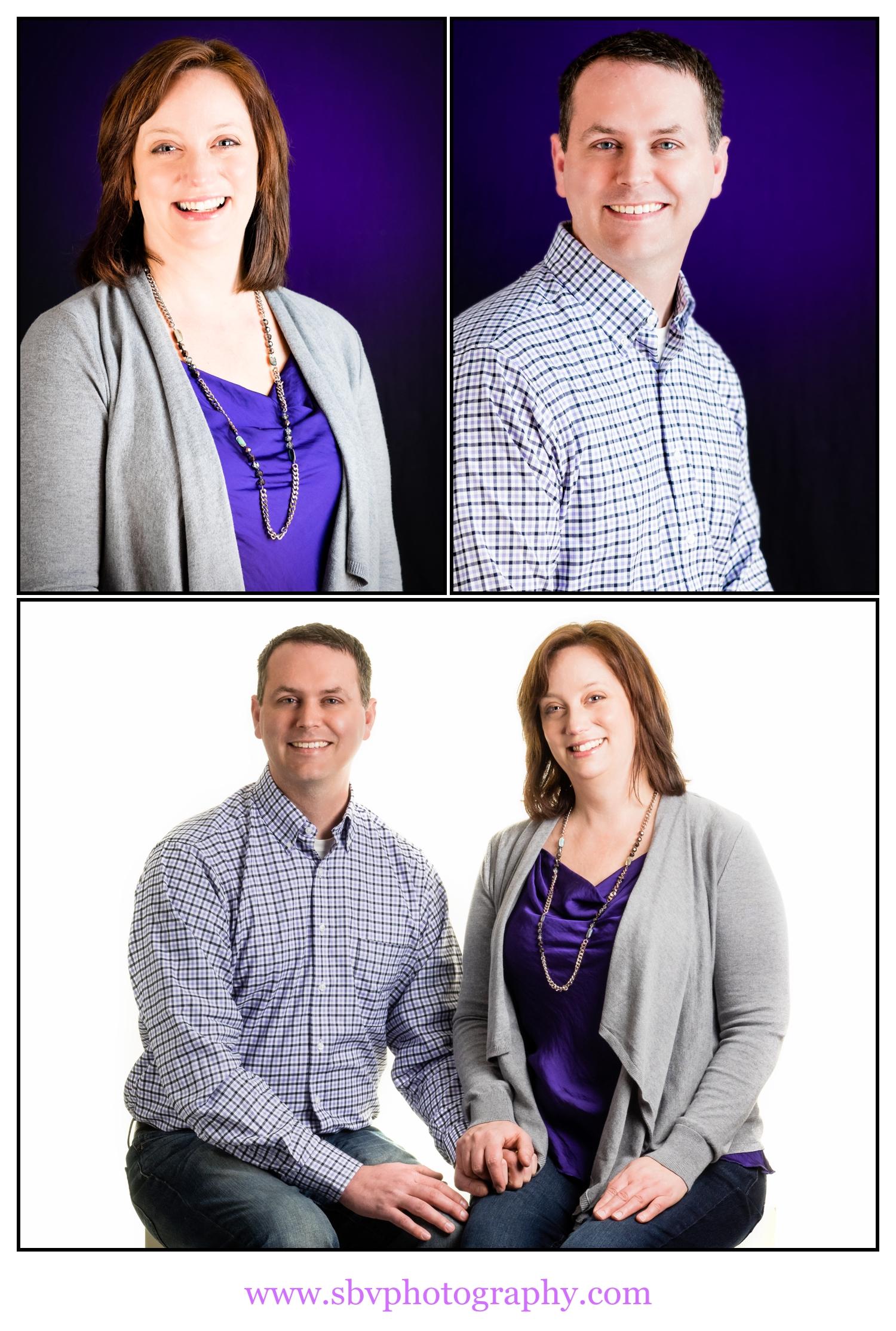 Studio business portraits for Embrace Parent Coaching