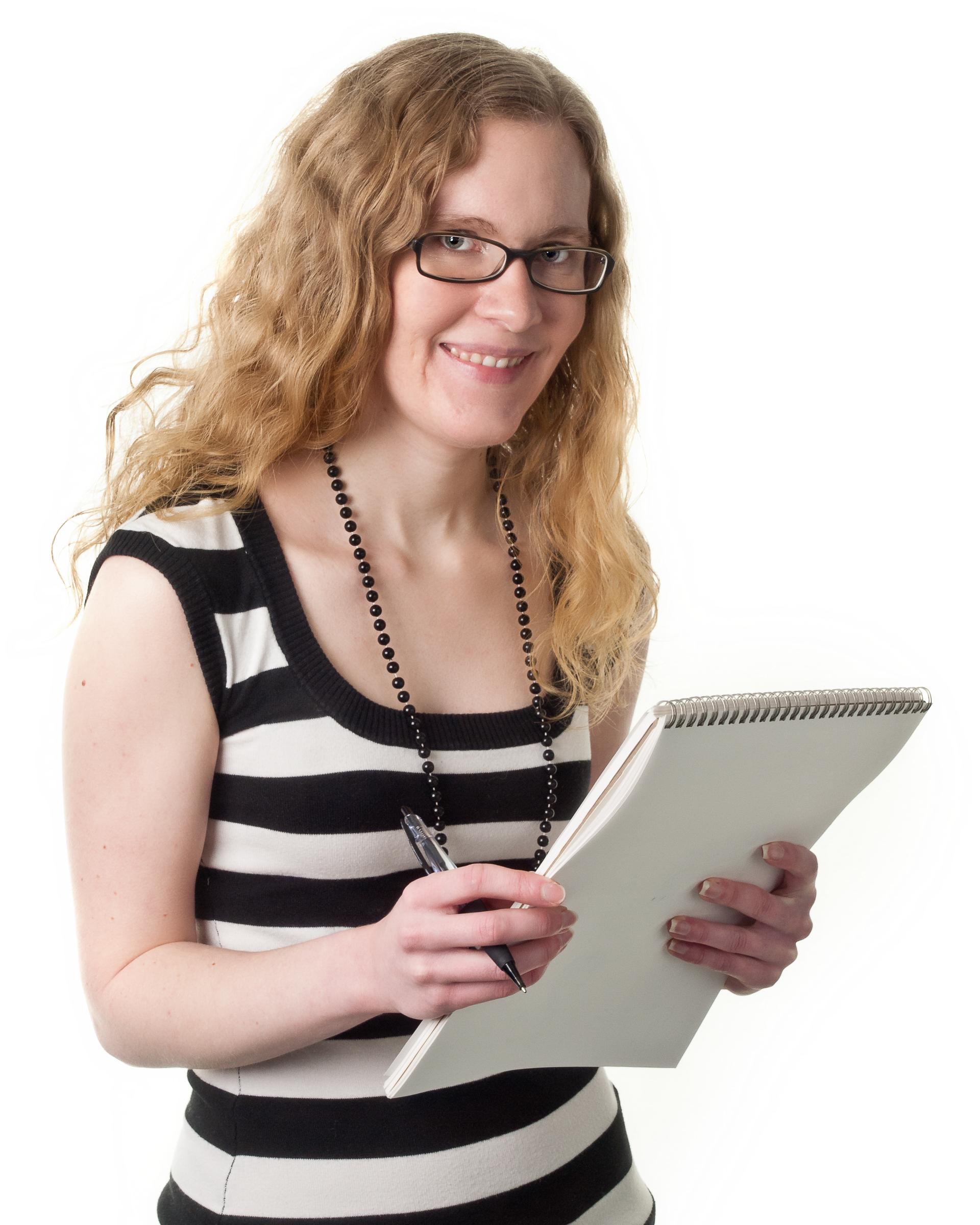 Author's publicity photo.