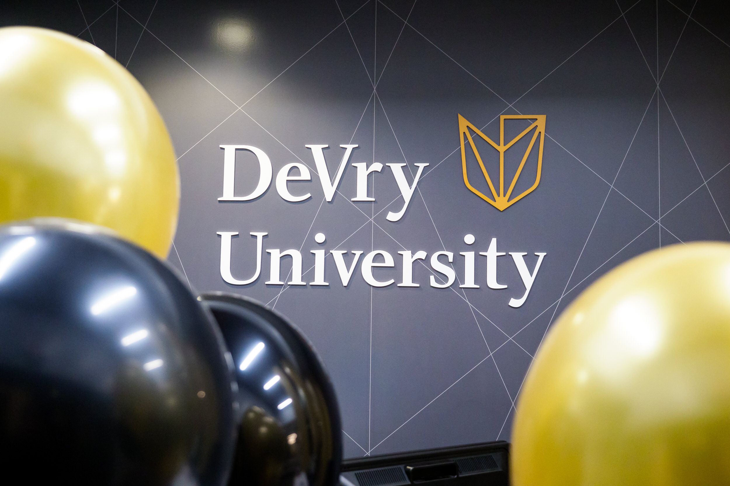 Devry University Grand Re-Opening