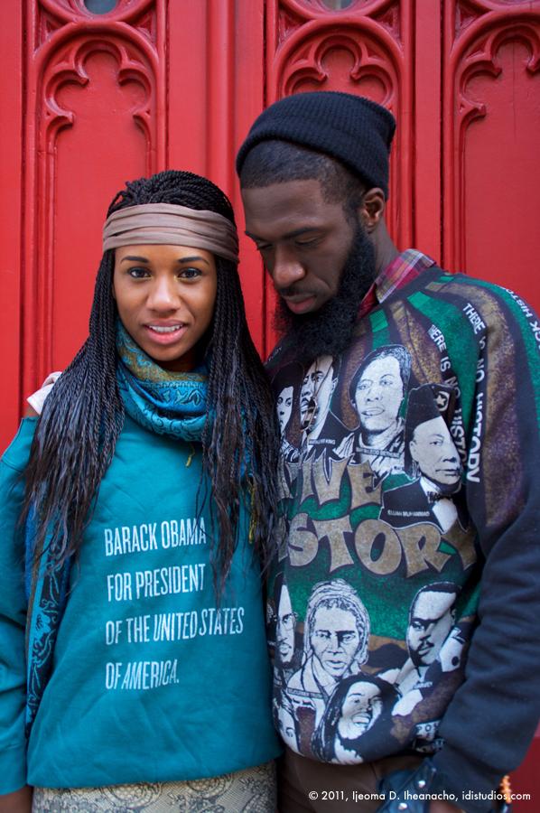 Afropunk Photo Essay: Maurice Adams