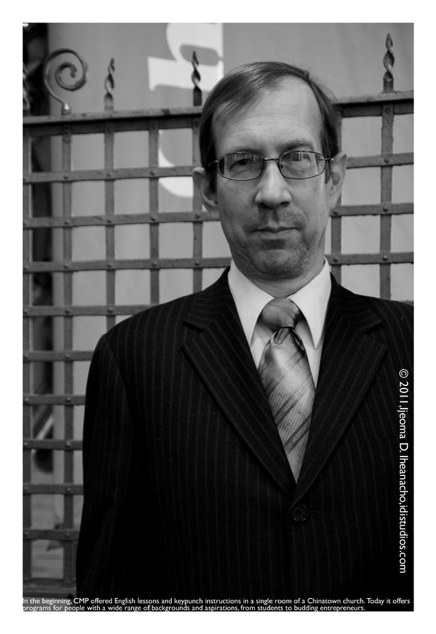 Faces of the Great Recession Series: Chinatown Manpower Project - Karl