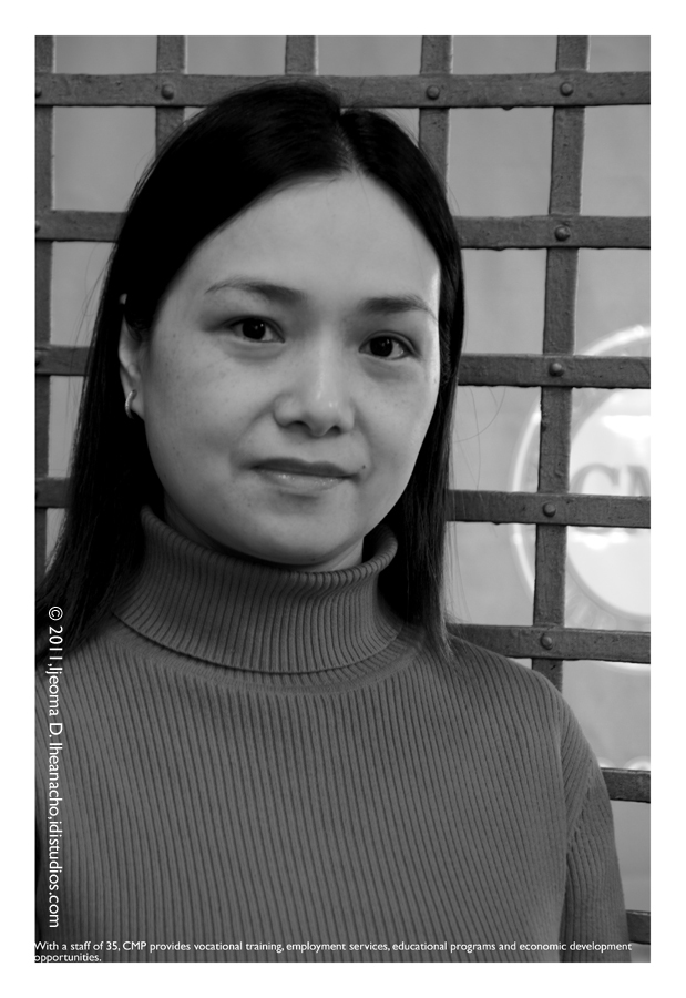 Faces of the Great Recession Series: Chinatown Manpower Project - Elaine