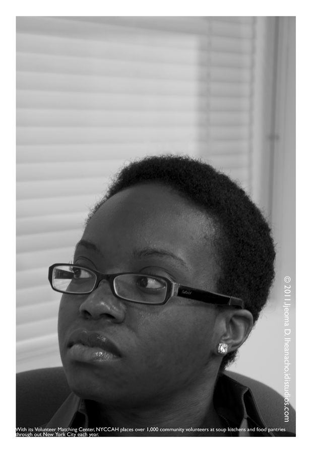 Faces of the Great Recession Series: New York City Coalition Against Hunger - Theresa