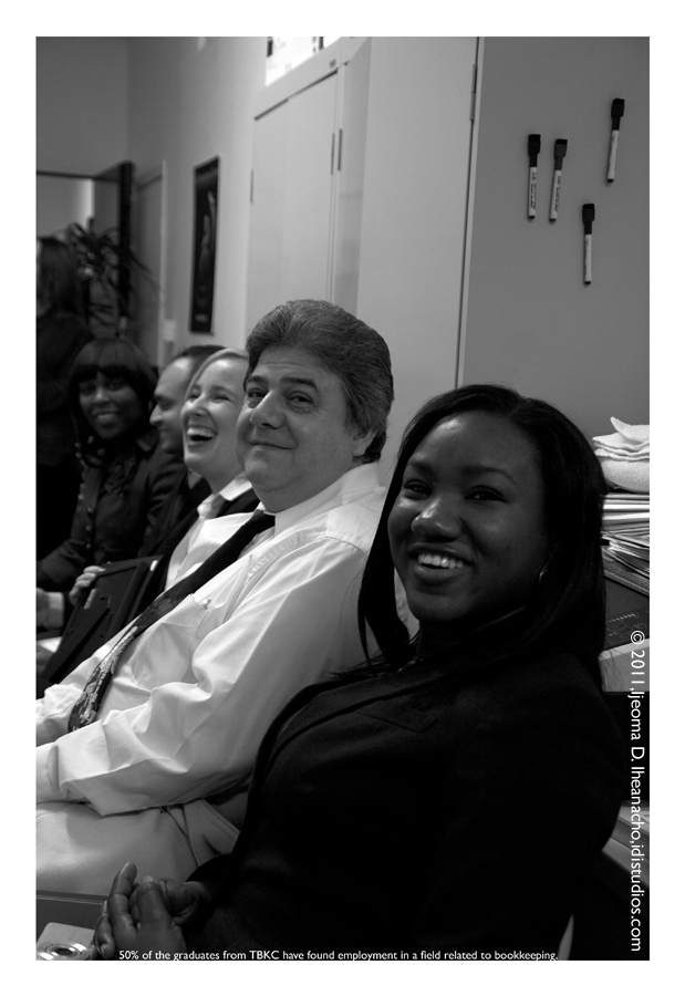 Faces of the Great Recession Series: The Bookkeeping Center - The Graduates