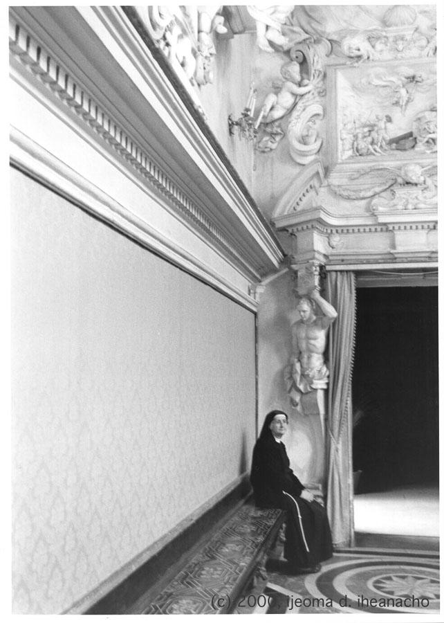 The Human Condition Portfolio: The Nun
