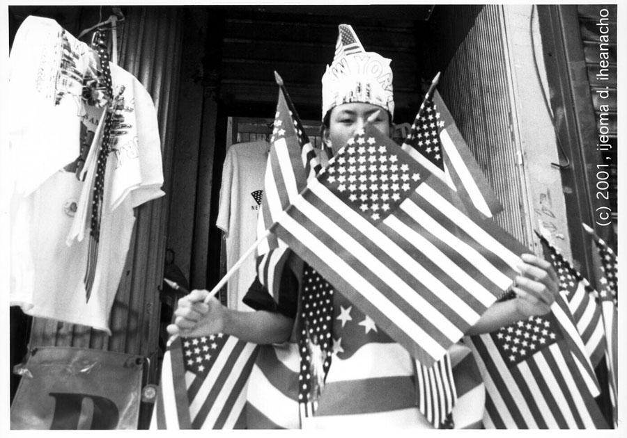 The Human Condition Portfolio: All Consuming Patriotism