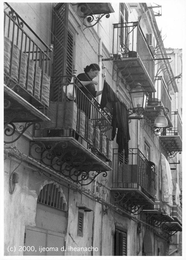 The Human Condition Portfolio: Sicilian Woman - 1