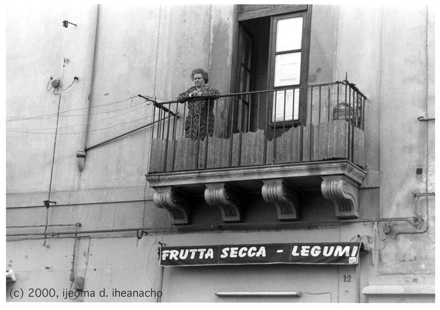 The Human Condition Portfolio: Sicilian Woman - 2