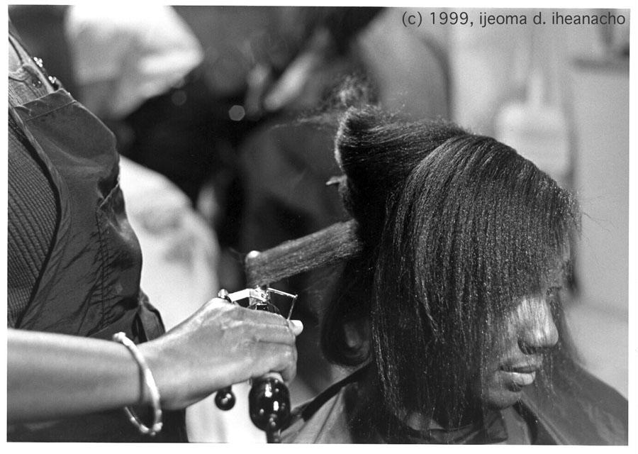 The Human Condition Portfolio: Hair Dresser