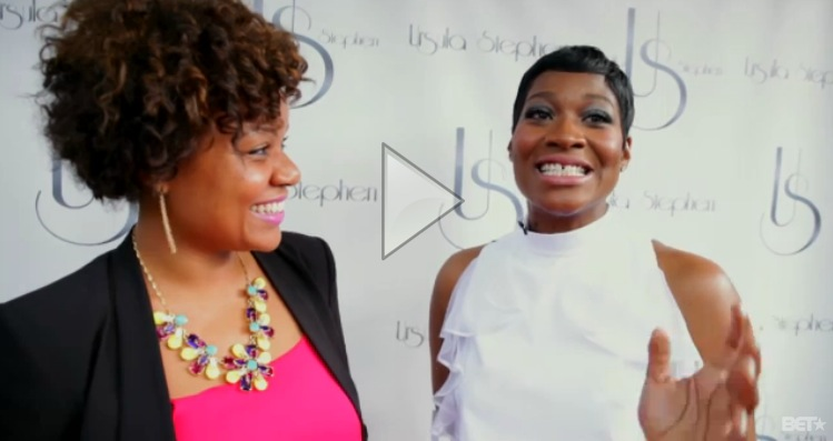 Fashion and Beauty: Stylin' and Profilin': Ursula Stephen Sets Up Shop