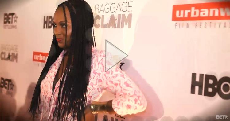 Celebrities: Opening Night of the 2013 Urbanworld Film Festival