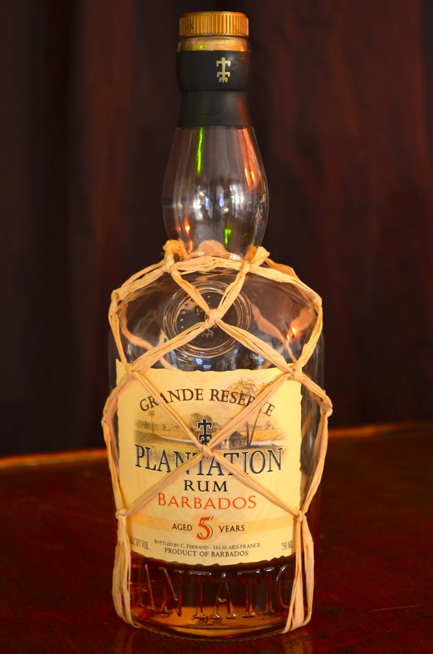 Plantation Grande Reserve 5 years Barbados rum