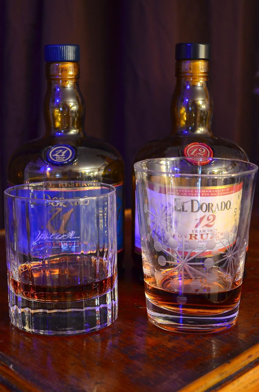 El Dorados 21 and 12.