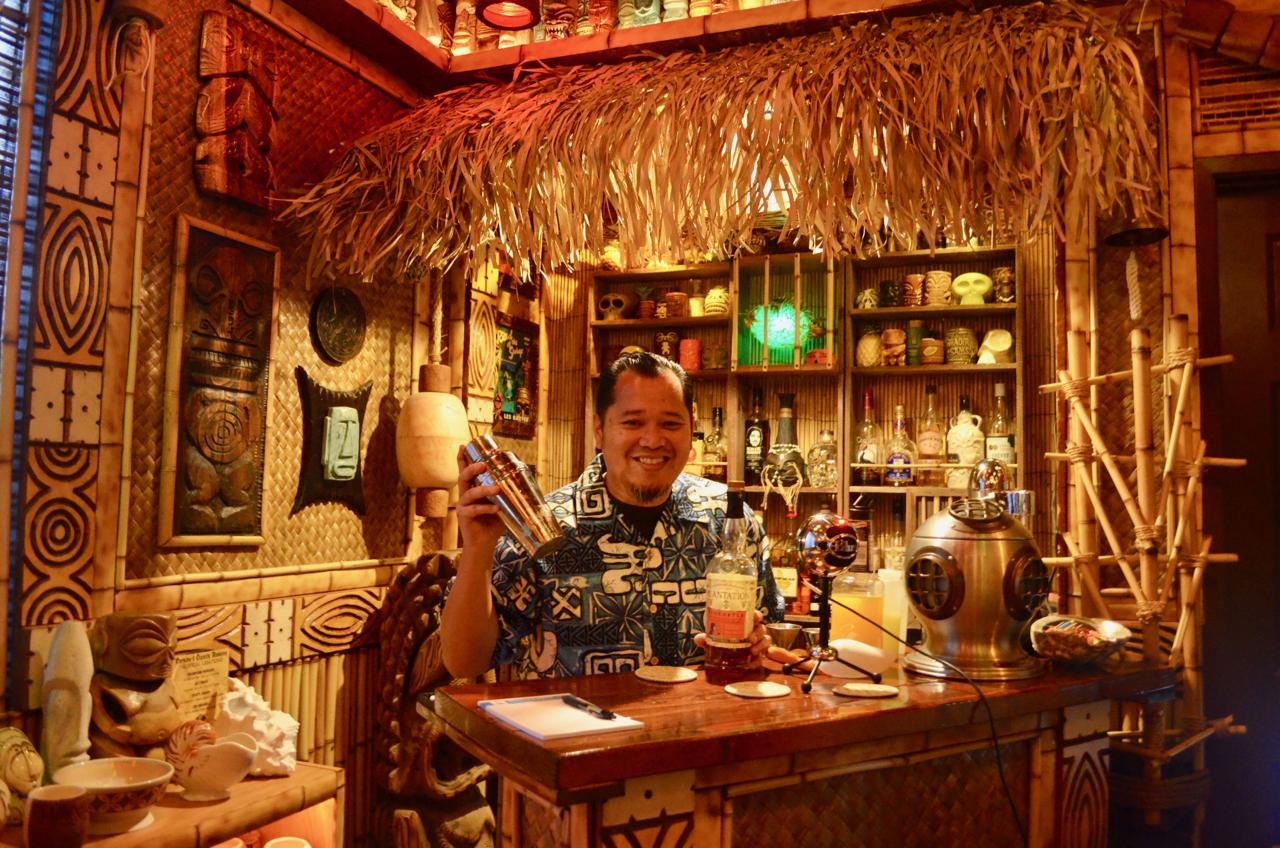 Adrian Inside the Desert Oasis Room