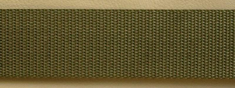 1 Inch Olive Green W1-34