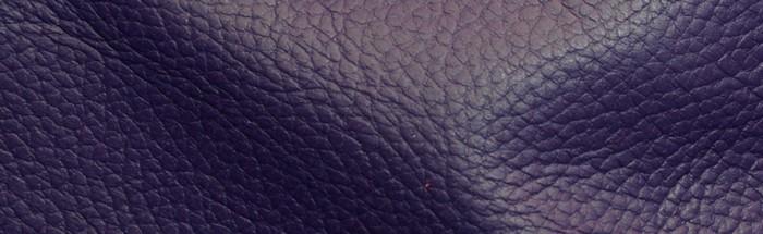 Purple Pebble Leather L41