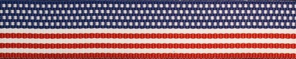 R123 1 Inch Stars and Stripes