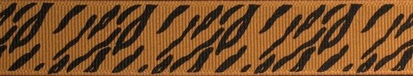 R139-CG 7/8 Inch Brown Tiger