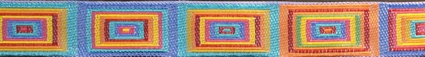 R225 5/8 Inch Colored Squares