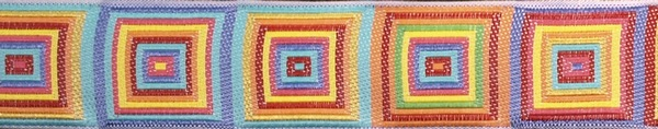 R215 1 Inch Colored Squares