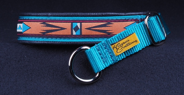 1 In Arizoina on Teal with Black Leather Chrome.jpg