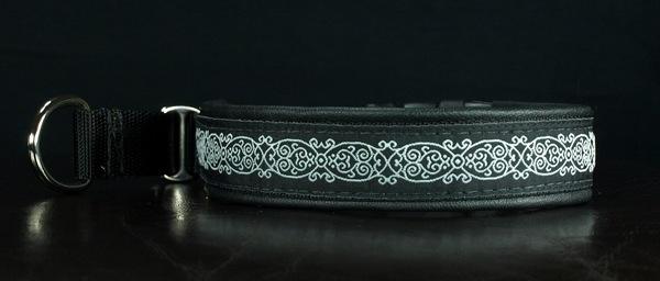1 In Masquerade on Black w Black Leather.jpg