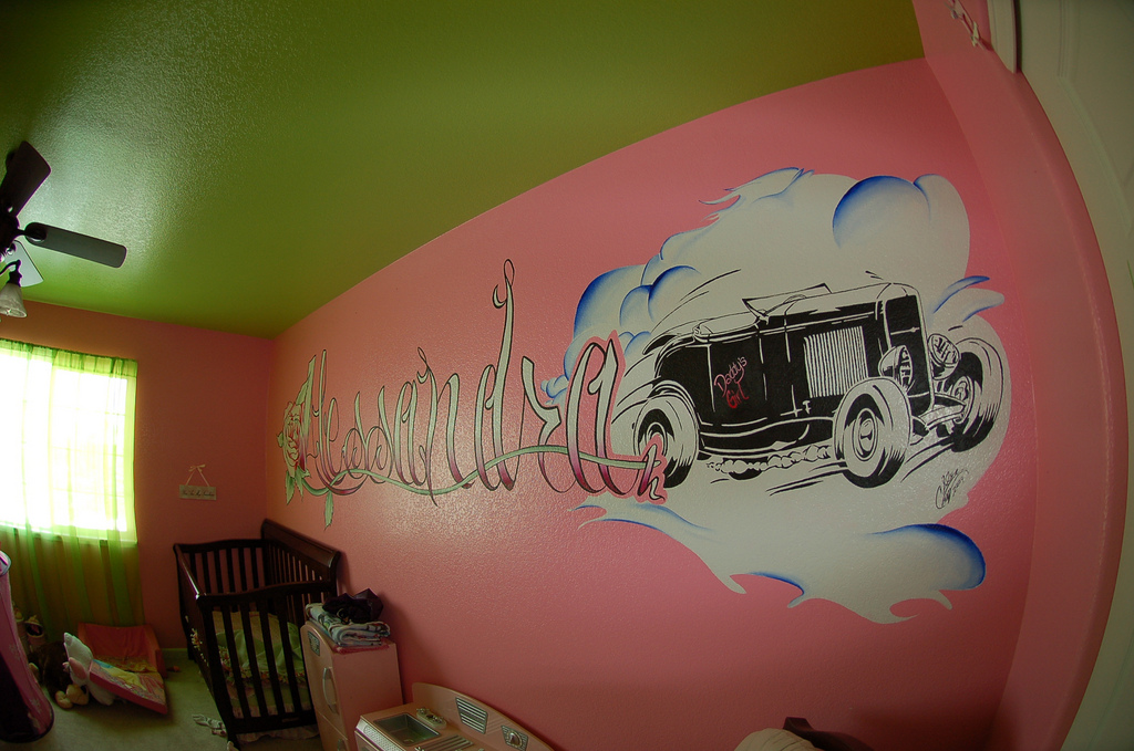 Mural (Right Side)