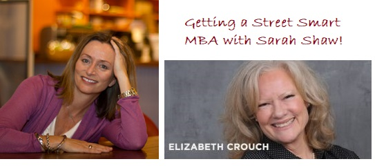 Sarah Shaw is a successful and amazing inventor who is now giving back with her consulting business and Podcast; Getting a Street Smart MBA. We are so honored to be on her show! Thank you Sarah!