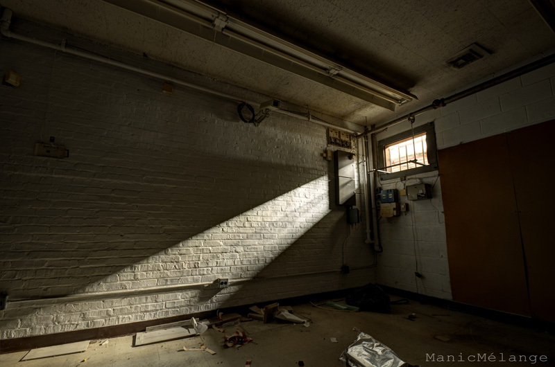 Meet Me // Abandoned Cola Factory