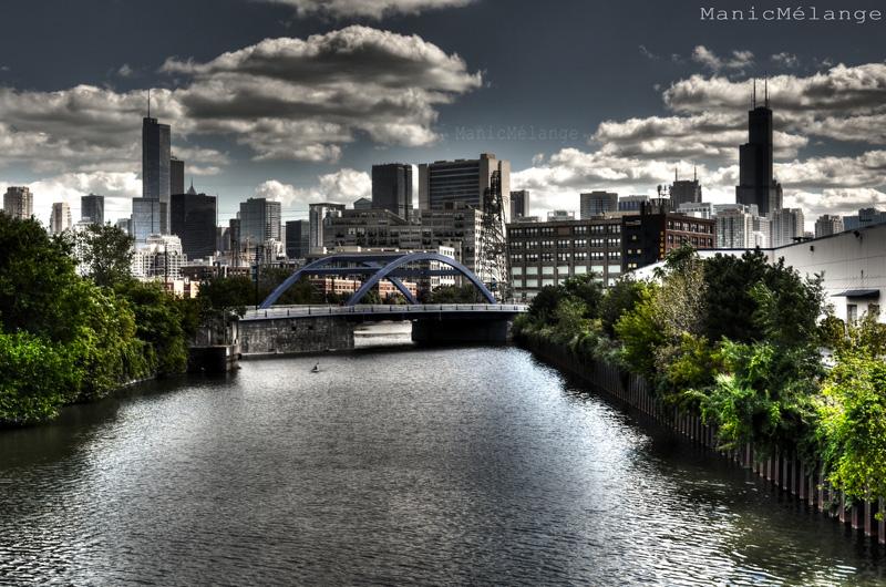 North Avenue Bridge // Chicago, IL