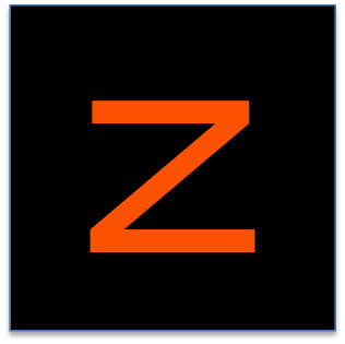 This is your ZUUUM rider badge.  Carbon Black is an orange Z on a black badge.    This is the highest ZUUUM rating.  Carbon Black is 1750 to 2000 ZUUUM score.