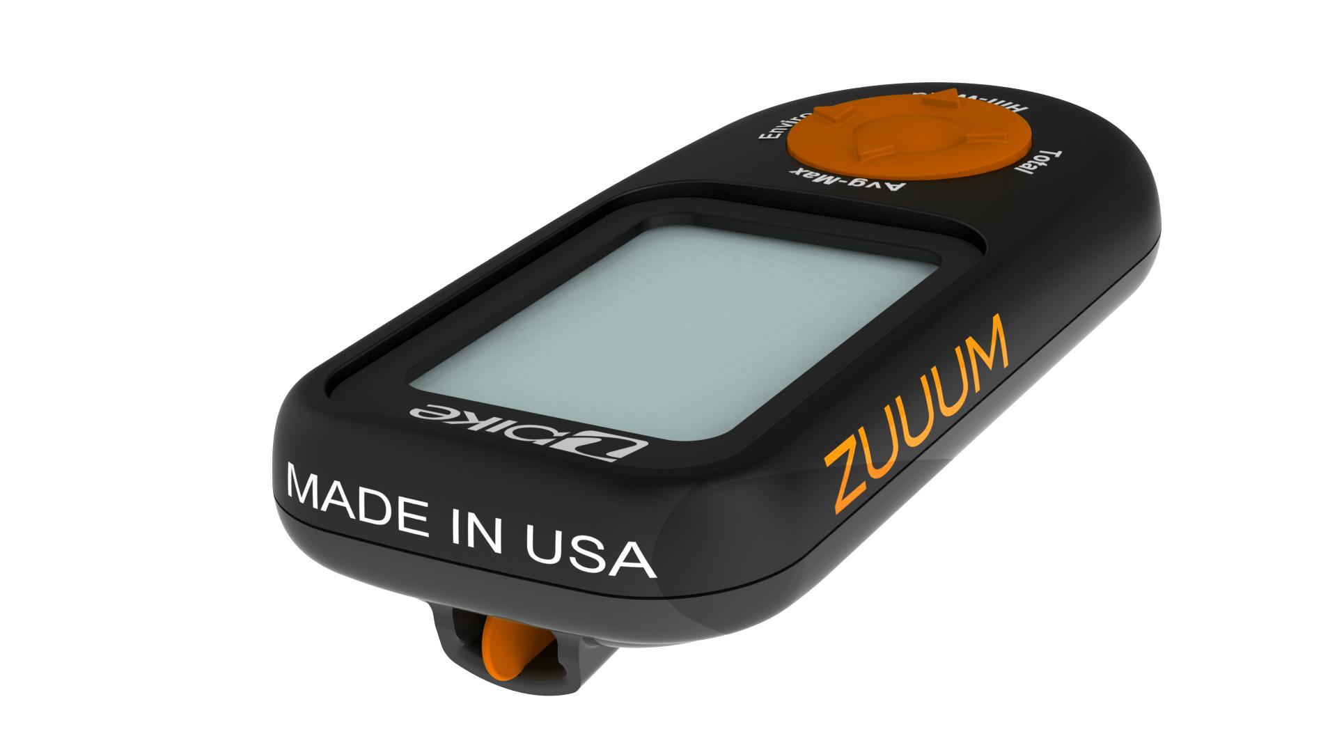In ZUUUM Orange.
