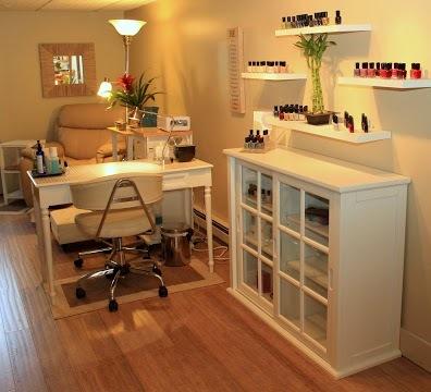 Manicuring Services at Balance Salon & Spa
