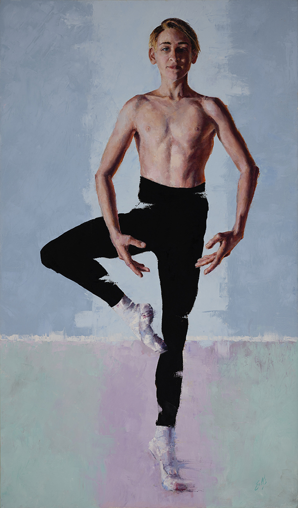 Dancer 6 - Isaac