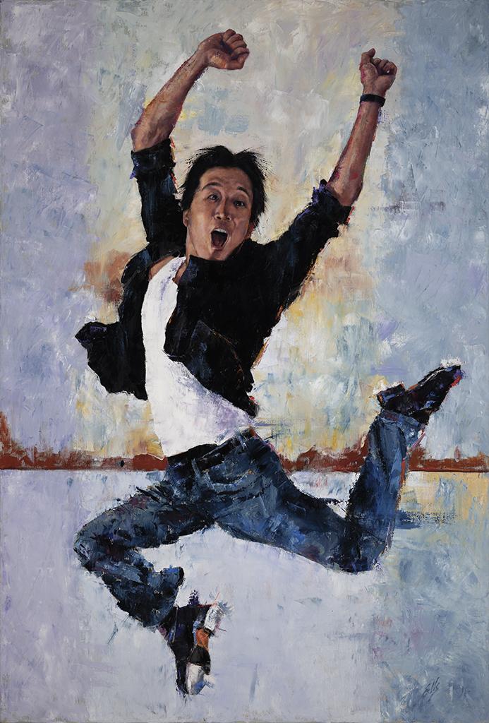 Dancer 12 - Ezra