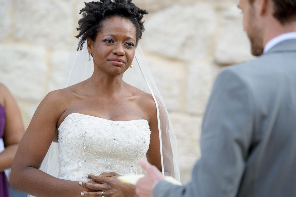 Destination wedding at the Castillo de Zamora in Zamora, Spain.