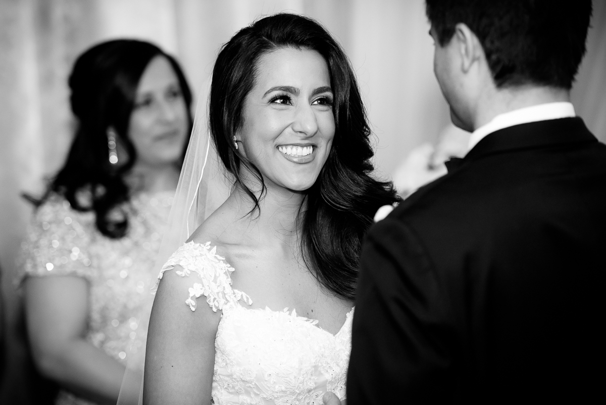 Wedding ceremony at the Thompson Chicago.