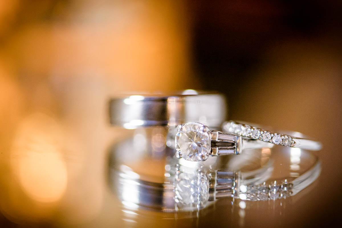 Wedding detail ring photo at Moonlight Studios.