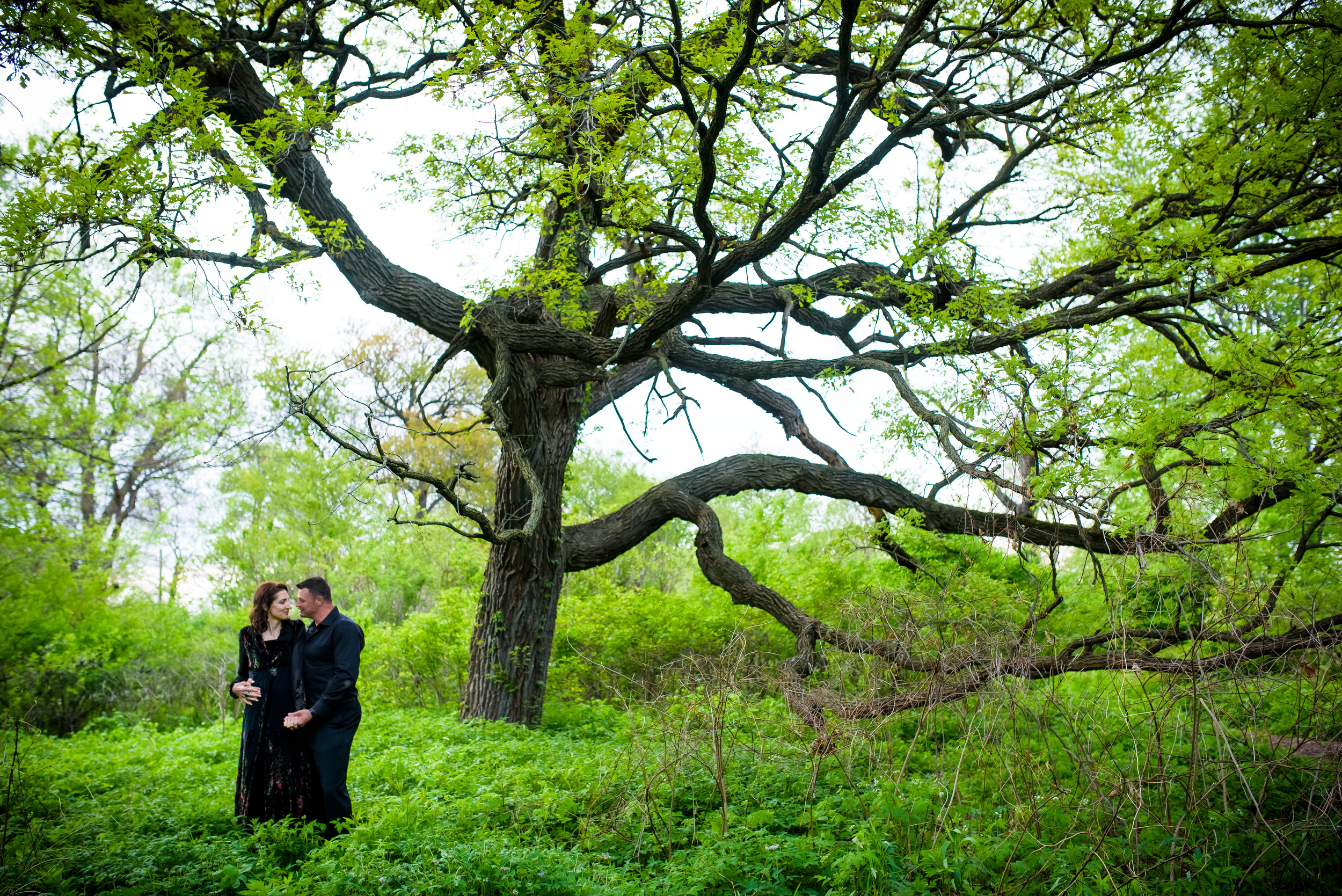Wish Upon a Wedding Love Story for Rachel & Alive, engagement session Chicago.
