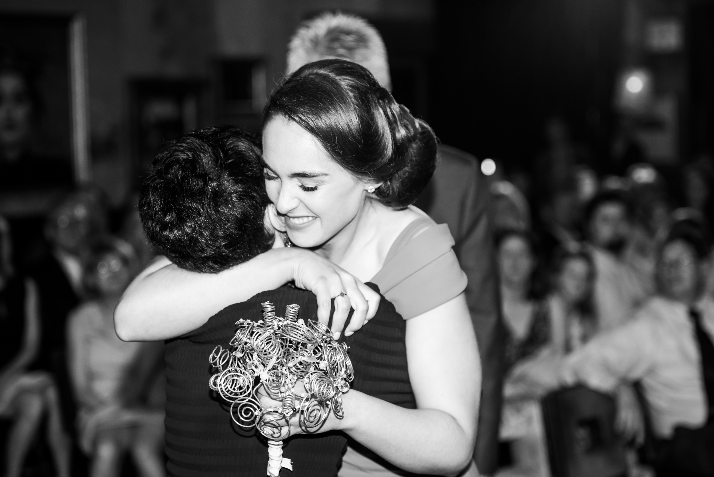 Wedding ceremony photos: Carnivale Chicago wedding captured by J Brown Photography